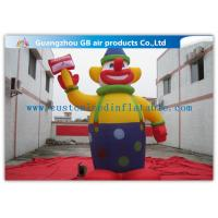 Wholesale Big Outdoor Advertising Inflatable Cartoon Characters Inflatable Animals Party Decoration from china suppliers