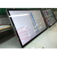 Wholesale High brightness LCD display Free Standing Digital Signage 2000nits / 1500nits DDW-AD4201SN from china suppliers