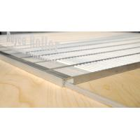 Wholesale Retail Bottle Gravity Feed Shelving Clear Acrylic Frant Plate from china suppliers