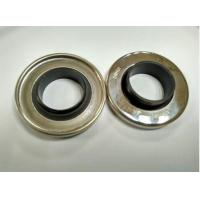 Wholesale 55*72*8 mm Rotary Shaft Oil Seal With Single PTFE Sealing Lip Stainless Steel Ring For Compressors Pumps Mixers from china suppliers