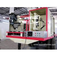 Wholesale Curving Roof Panel Roll Forming Machine Shanghai from china suppliers