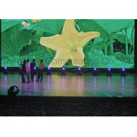 Wholesale Stage Background P6 led screen curtain Portable indoor full color led display 576x576 from china suppliers