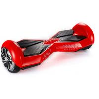 Wholesale Bluetooth 2 Wheel Self Balancing Scooter Red with LED Lights from china suppliers