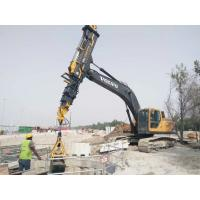 Buy cheap Excavator Telescopic Boom Underground Foundation Extension Equipment for Digging Soil from wholesalers