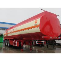 Wholesale CIMC tri-axle 45000 liters petrol tanker trailer for sale from china suppliers