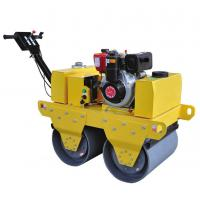 Wholesale Water-Cooled Walk-behind Vibratory Road Roller with 700KG CE from china suppliers