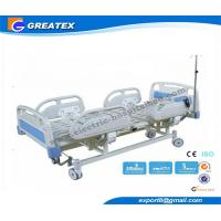 Wholesale ABS Handrail Five Function Surgical electronic hospital bed Of Hospital Furniture from china suppliers