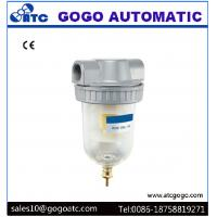 Wholesale Quick Exhaust Valve , Pneumatic Air Source Treatment Air Filter Regulator High Efficiency from china suppliers