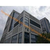 Wholesale Office Building Multi-storey Steel Building With Glass Curtain Wall Cladding System from china suppliers