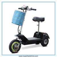 3 Wheel Scooter Electric Motor Mobility Scooters Cheap