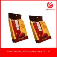 Wholesale Stand Up Tea Food Grade Heat Seal Side Gusset Pouch , Side Gusset Coffee Bags from china suppliers