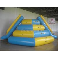 Wholesale PVC Tarpaulin Inflatable Backyard Water Slides For Children And Adults from china suppliers