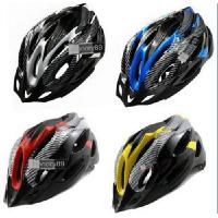 Wholesale good quality best price Cycling Bicycle Adult Mens Bike Helmet red carbon colour With Visor from china suppliers