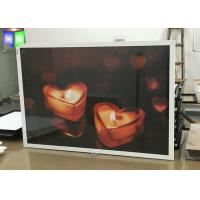 Wholesale Rectangle Outdoor Snap Frame Led Light Box Signs 27X40 Poster Frame 15 MM Thickness from china suppliers