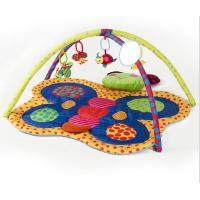Wholesale Butterfly Baby Play Gyms and Mat / Infant Activity Gym Polyester Material from china suppliers