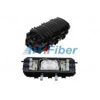 Wholesale ABS Fiber Optic Splice Closure 288 Ribbon Fiber Optic Enclosure from china suppliers