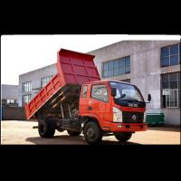 Wholesale Dongfeng brand 6 wheeler cargo truck 4x2 5tons light tipper truck from china suppliers