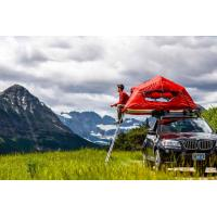 Wholesale UV 50+ Roof Rack Camping Tent , Jeep Roof Mounted Tent Fashionable Design from china suppliers