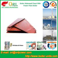 Wholesale Power Plant Oil Fired Boiler Water Walls Once Through High Heating Efficiency from china suppliers