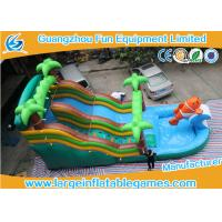 Wholesale Sharks Commercial Inflatable Slide Customized Size Inflatable Water Slides from china suppliers