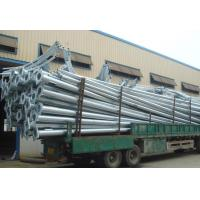Wholesale steel tubular pole,outdoor lamp post pole from china suppliers