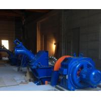 Wholesale Single Nozzle Small Pelton Turbine Hydro Electric Generators 250kW from china suppliers