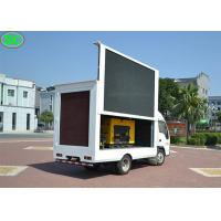 Wholesale Waterproof Mobile Truck Led Display , Hd Advertisement Led Mobile Billboard from china suppliers