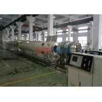 Wholesale High Output PE HDPE Pipe Extrusion Line For Water Pipe Low Energy Consumption from china suppliers