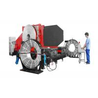 Wholesale SHG1200 Workshop HDPE Fitting Fusion Welding Machine from china suppliers