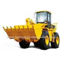 Wholesale XGMA XG962H wheel loader with 4850kg operating weight of loading from china suppliers