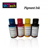 Wholesale Hot sell Wide Format Pigment Ink for Canon IPF 600 printer from china suppliers