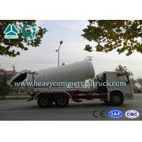 Wholesale High Efficiency Sewer Cleaning Truck  , Septic Tank Pumping Truck 8 CBM -12 CBM from china suppliers