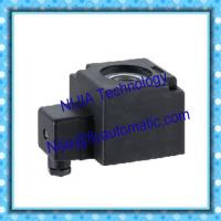 Wholesale Professional DIN4.8 Magnetic Coil 24V DC 220V AC Solenoid Coil in Black from china suppliers