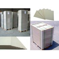 Wholesale Anti-Curl Pressed Matte Gray Paperboard 787x1092mm for furniture used from china suppliers