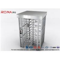 Wholesale High Safety Pedestrian Turnstile Security Systems Semi-Auto Mechanism Housing With CE Approved Indoor and Outdoor from china suppliers