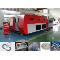 Wholesale Water Cooling Metal Plate Cutting Machine For 1-6mm Stainless Steel Cut , ISO 9001 Listed from china suppliers