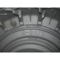 Wholesale Custom High Precise Truck Car Tyre Mould , Solid Tire Steel Mold from china suppliers
