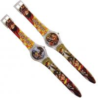 Wholesale Teenager Gift Watch Analog Display Watch Silk-screen Printing Strap from china suppliers
