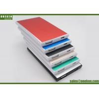 Wholesale Slim Universal Mobile Phone Power Bank Small 5V  Lithium Li-ion Polymer 2000mAh from china suppliers