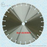 Wholesale Laser Welded Diamond Saw Blade - DLWB01 (General Purpose) from china suppliers