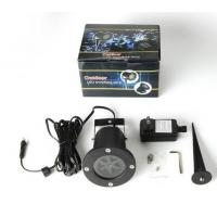 Quality Outdoor laser light for Xmas outdoor projector laser lights for wedding tree snowflake laser lights for sale