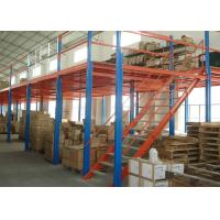 Wholesale Rack Supported warehouse mezzanine systems, durable industrial mezzanine floors from china suppliers