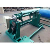 Wholesale Metal Sheet Uncoiler Machine For Supporting And Uncoiling The Steel Coil from china suppliers