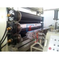 High Performance Plastic Sheet Extrusion Line , PP PE HDPE Sheet Production Line