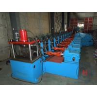 Wholesale 15 KW Guardrail Roll Forming Machine 13 Stations Highway Guardrail Forming Machine from china suppliers