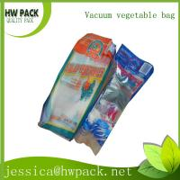 Quality vegetable salad vacuum PA bag for sale