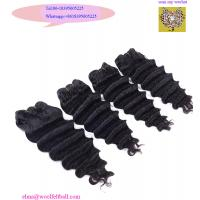 Wholesale 8a top quality wholesale hair!Indian human hair extension,100 virgin Indian hair,hair weavon from china suppliers