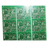 Wholesale Surface Mount 4 Layers FR4 Timer PCB Printed Circuit Boards Design from china suppliers