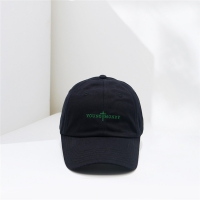Wholesale 6 Panels Sports Dad Hats With Long Strap Back Closure from china suppliers