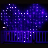 Wholesale Heart light, Courtship light,128led,white red,blue,purple EU plug,220V/110V, can Customize from china suppliers